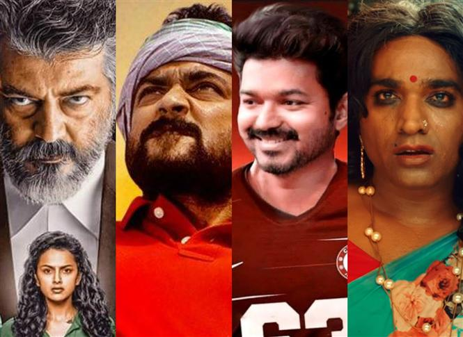 Tamil Movies Releasing in 2019